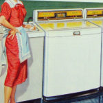 Doing Laundry Like a 1950s Mom