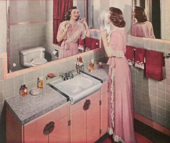 1951-Pink-Bathroom