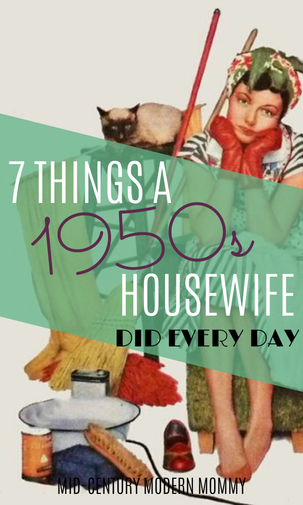 7 Things You Can Do to Keep House Every Day