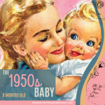 The 1950's Baby: 8 months old schedule